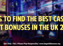 Tips to Find the Best Casino Slot Bonuses in the UK
